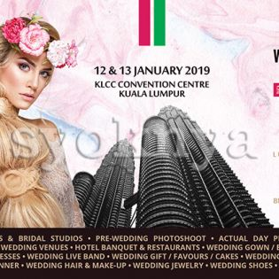 Sell  20th KLPJ Wedding Fair 2019 (JANUARY 2019) KLCC Convention ...