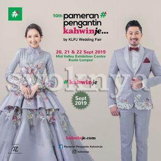 Sell  Pameran Pengantin Kahwinje by KLPJ (APRIL 2018)...