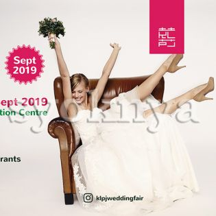 Rent  16th KLPJ Wedding Fair 2017 (SEPTEMBER 2017) Mid Valley Exh...