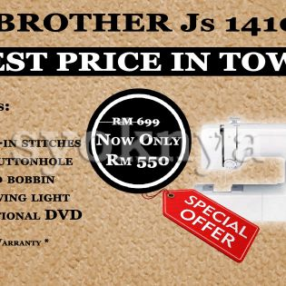 """Sell  Promotion & Best Price In Town """"Sewing Machines&qu..."""
