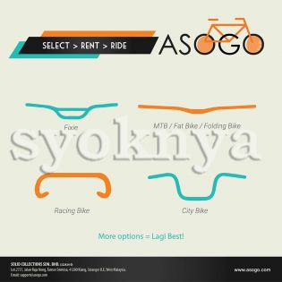 Rent  Asogo Rent And Ride Bicycle...