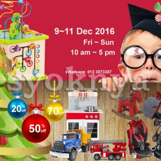 Sell  GBS Branded Toys Year End Warehouse Sales...