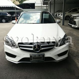Sell  2013 Mercedes Benz E250 2.0 AMG Panaromic...