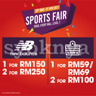 Sell  Sogo Sports Fair...