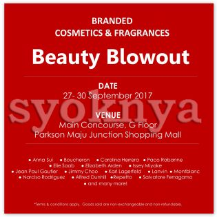 Sell  Branded Cosmetics & Fragrance Sales...