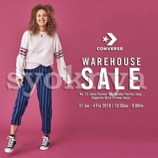 Sell  Converse Warehouse Sale ...