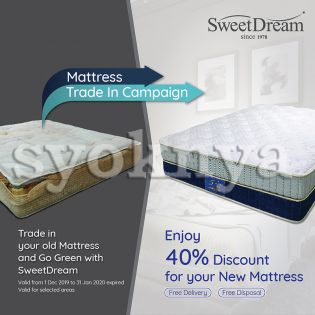 Sell  Mattress Trade In Campaign Promotion...