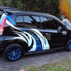 Sell CAR STICKER DESIGN AND INSTALLATION - Car sticker design