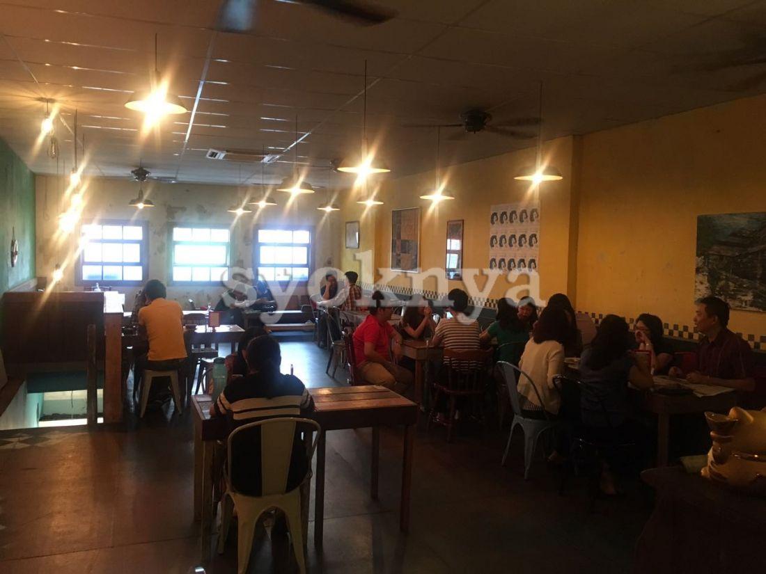Cafe Etc Petaling Street