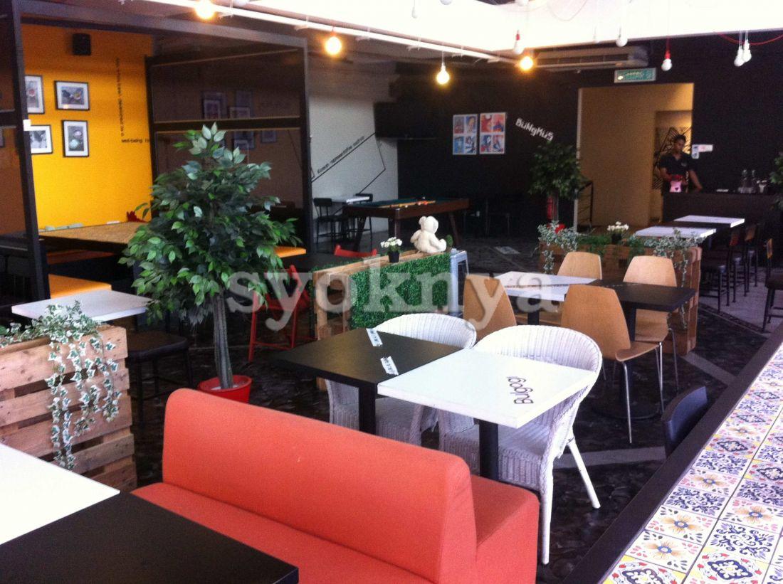 Sell Cafe Of Modern Amp Unique Korean Design Bungkus Korea