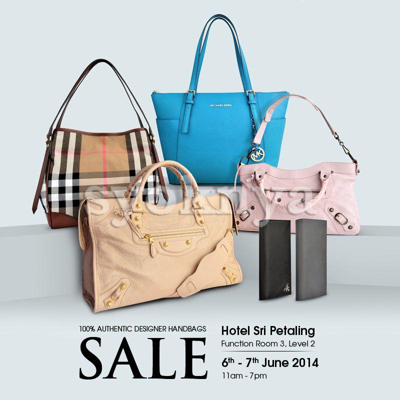 a3962fcedca2 Sell Celebrity Wearhouz Branded Designer Handbags Sales   Hotel Sri ...