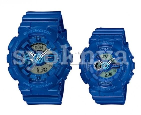 how to set g shock