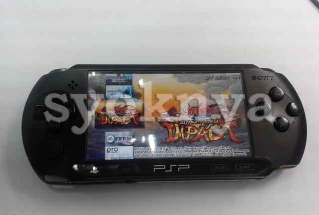 Sell Sony Psp Street E1004