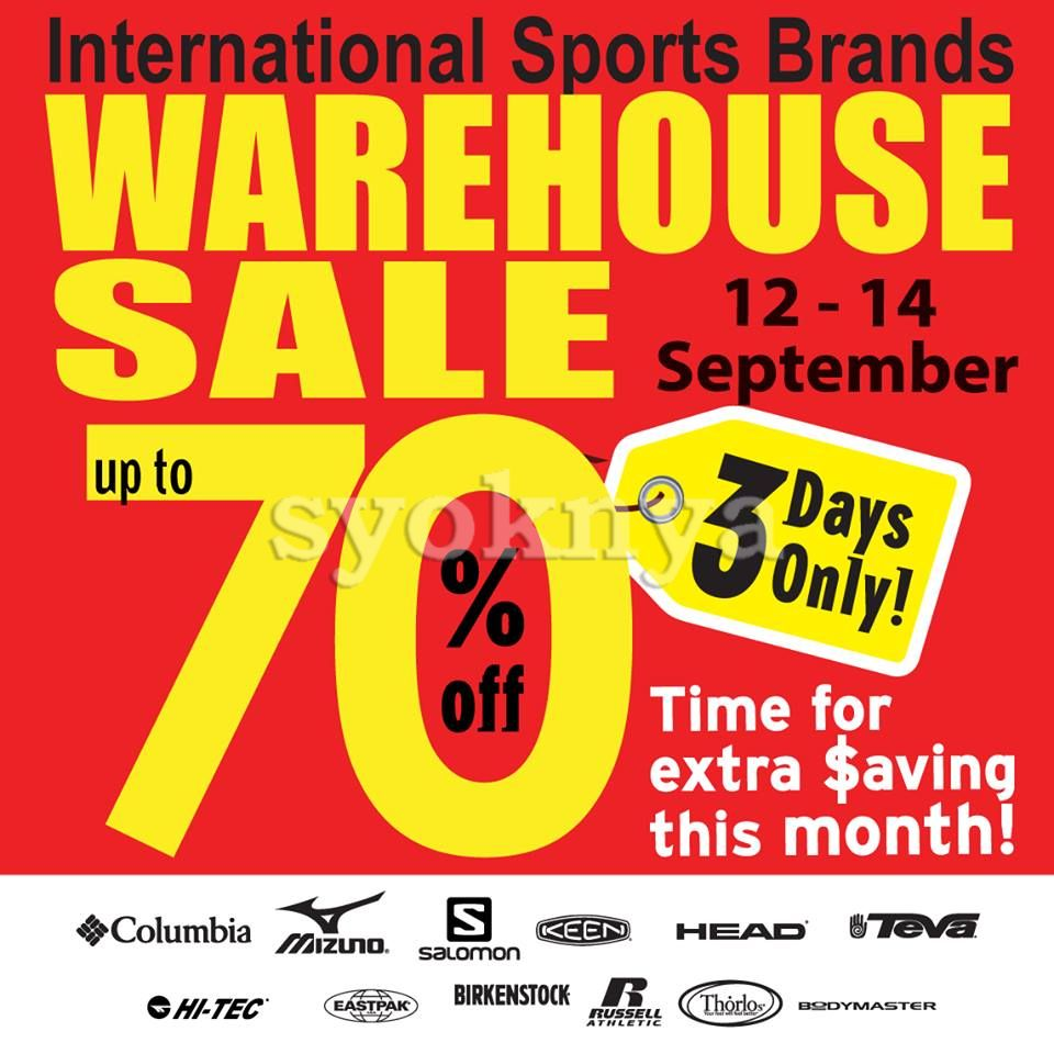 Sell World Of Sports Branded Sportwear, Shoes Warehouse