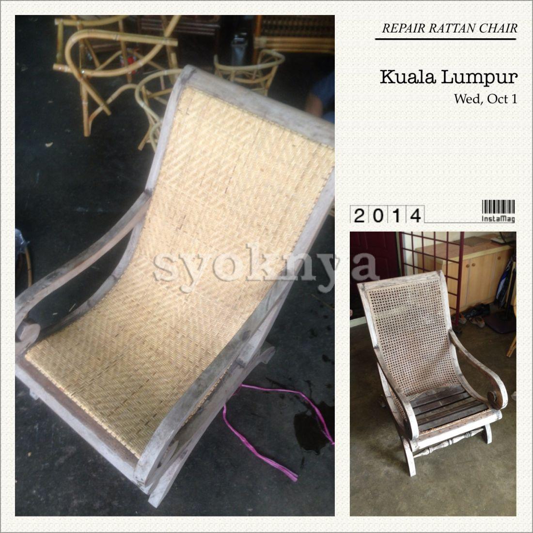 sell repair rattan cane chair sofa wood chair