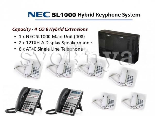how to sell telephone systems
