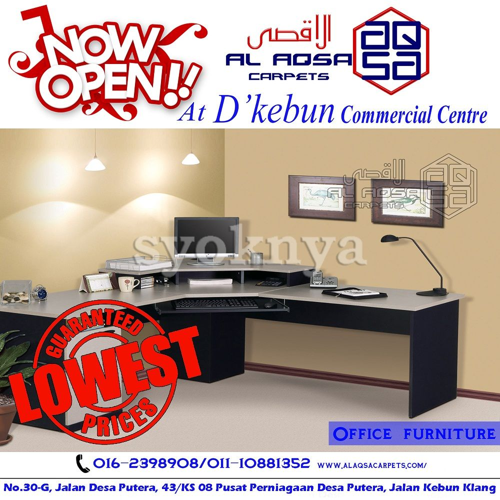 Sell Office Furniture Malaysia Online