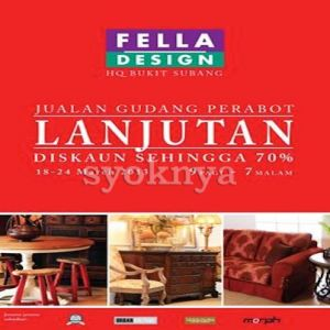 Sell Warehouse Sales Fella Design Furniture Warehouse