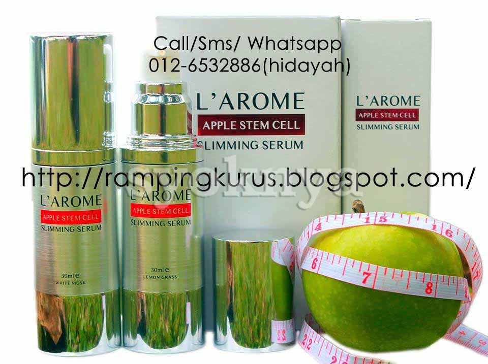 Sell L'arome Slimming Serum Apple Stem Cell Stokis Sah