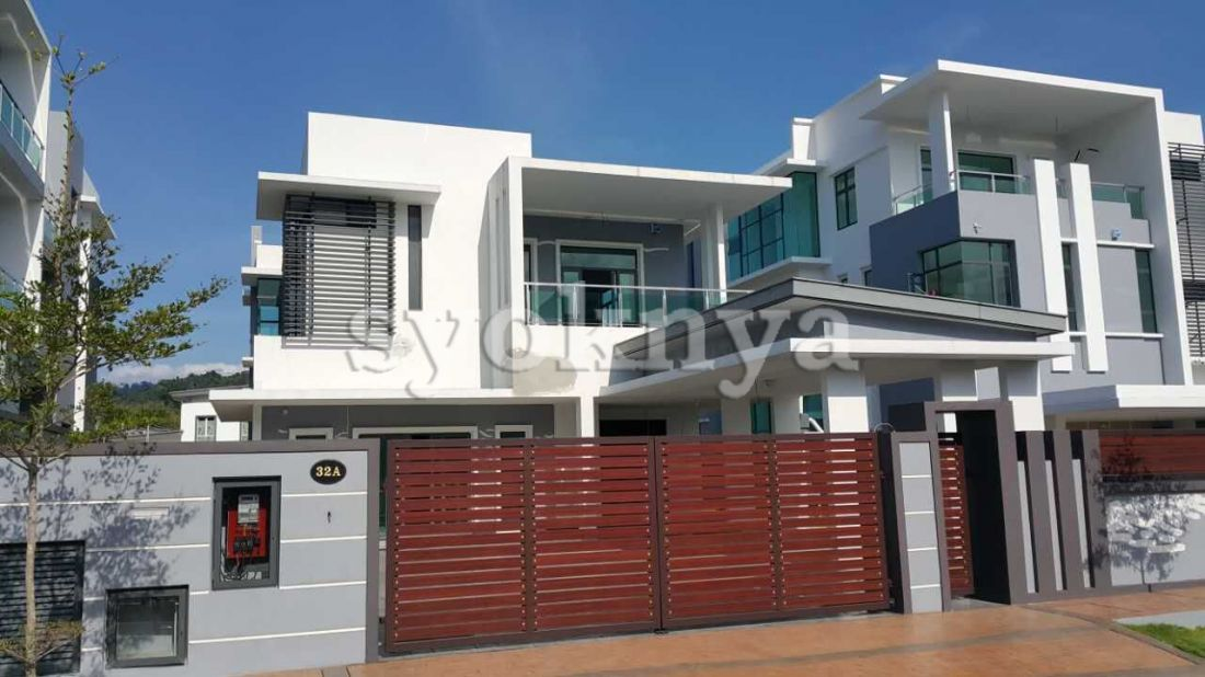 Sell wira mutiara bungalow for sale for Portable bungalow for sale