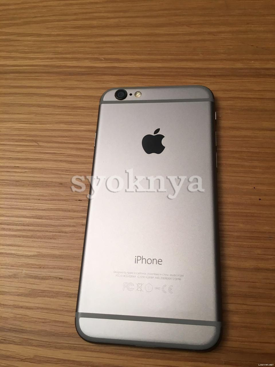 sell iphone 6 sell new ori iphone6 space grey 128gb 12942